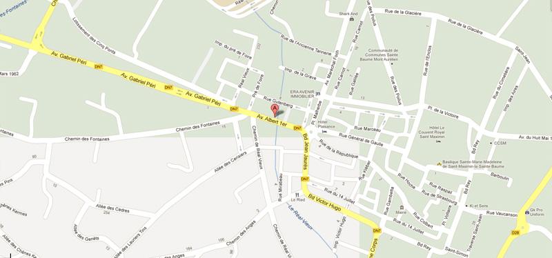 Plan Maurin formations - Écoles de conduite Ecole de conduite Saint Maximin  La Sainte Baume 83470 78716cffd6dc
